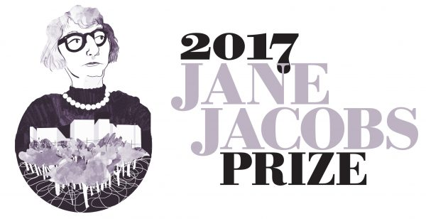 2017 Jane Jacobs Prize Logo