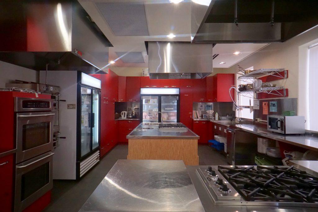 Eco-hub Kitchen - kitchen workspace