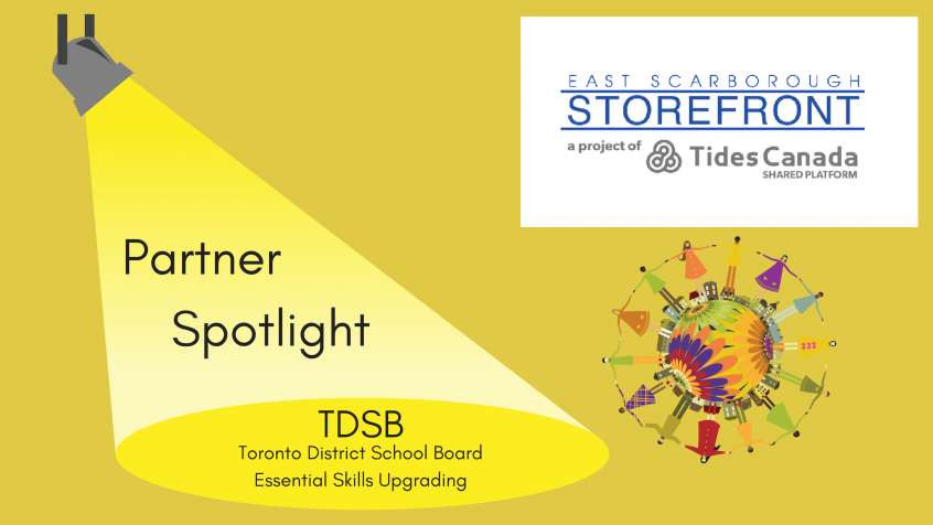 Partner Spotlight - TDSB Essential Skills Upgrading