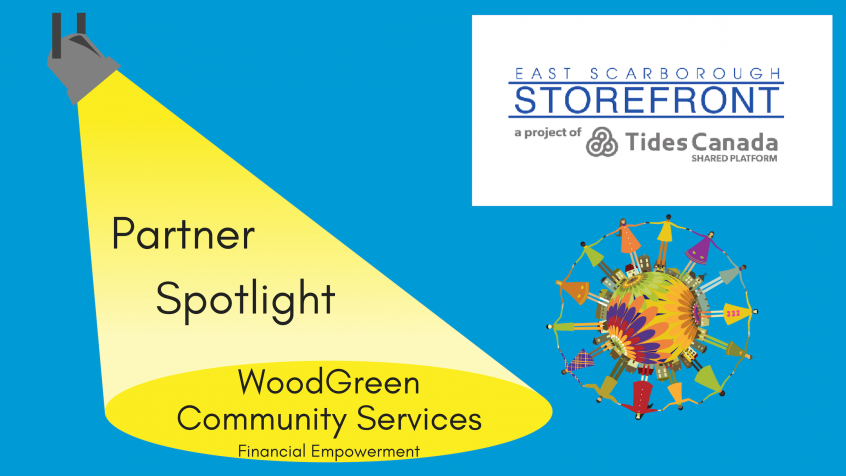 Partner Spotlight Graphic - WoodGreen